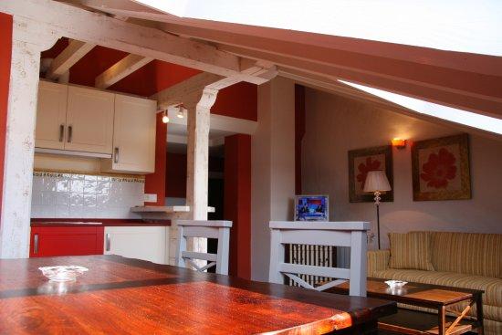 Apartamentos Rincon del Puerto: Cocina