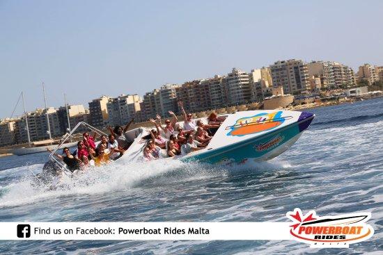 Bugibba, Malta: Enjoin the Speed ,Sound and good skeper