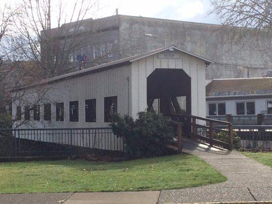 Cottage Grove, Орегон: Centennial Bridge