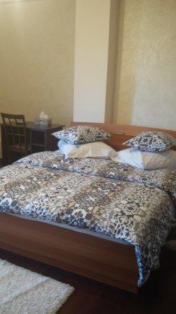 Targu Jiu, Romênia: Double room