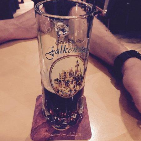 Pfronten, Jerman: lecker Bier