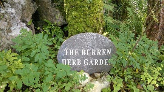 Carran, Irlanda: Burren Perfumery