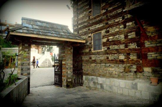 Naggar Castle : Entrance