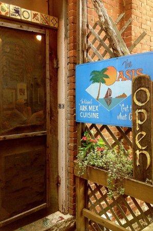 Oasis Mexican Restaurant Eureka Springs