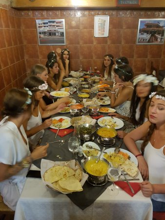 Indian Restaurants In Costa Adeje Tenerife