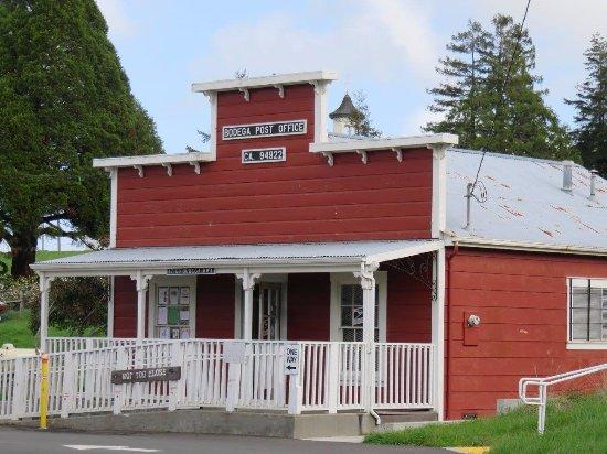 Potter Schoolhouse: Post Office