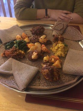Kokeb Ethiopian Restaurant: photo0.jpg