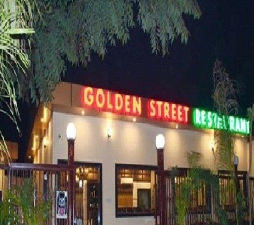 Golden Street Restaurant, Agra