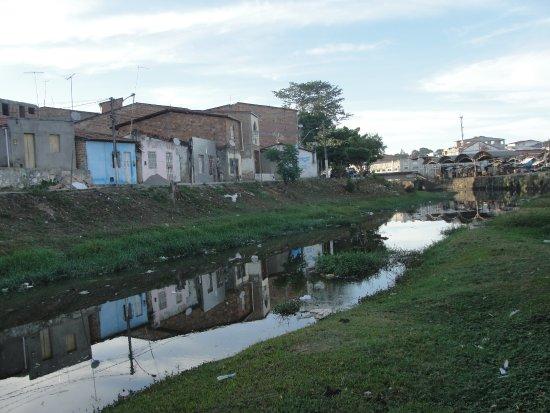 Santo Amaro, BA: Rio Subaé.