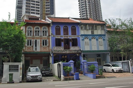 Book Tour Baba House Singapore