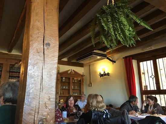 Restaurante el jardin en pedraza con cocina asador - Restaurante el jardin pedraza ...