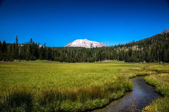 Mineral, Kalifornia: Mt. Lassen peak