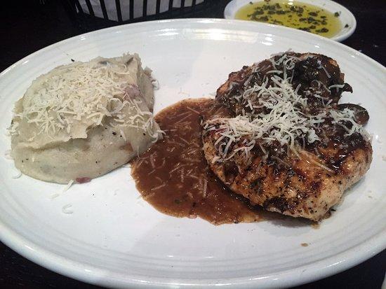Winter Springs, FL: Chicken Marsala - Dinner portion