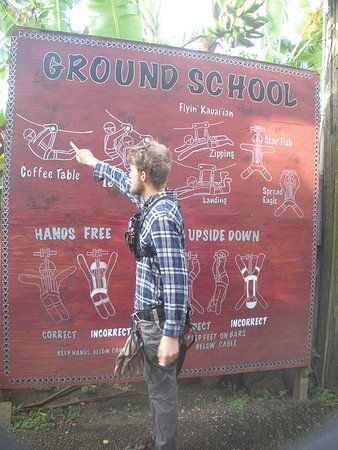 Koloa, HI: Ground school