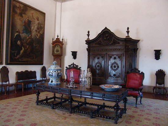Palacio Nacional de Mafra: Sala