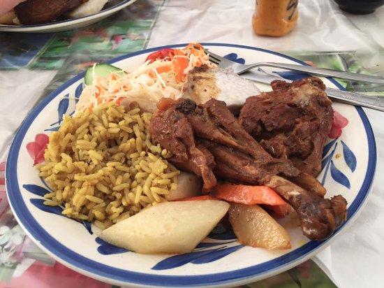 Fedo's: My chicken lunch