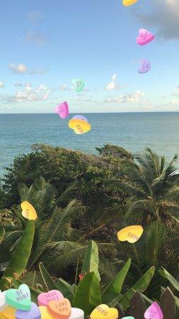 Hosanna Toco Resort: Relaxing days spent listening to ocean waves.