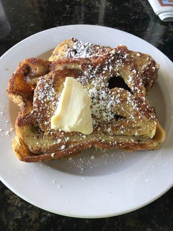 Kalaheo, HI: Most amazing French toast