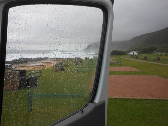 Storms River, South Africa: campsite