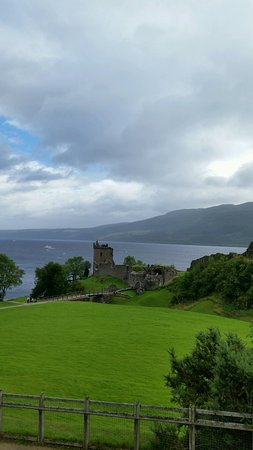Drumnadrochit, UK: More intriguing than I expected