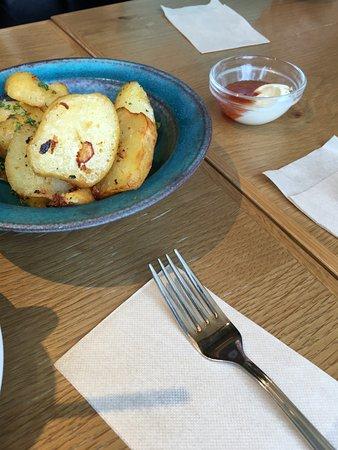 Ebina, Japan: Potato appetizer