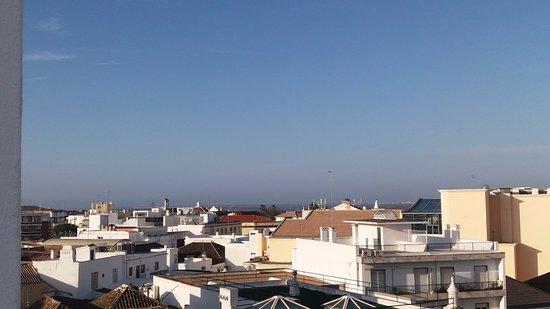 Stay Hotel: vue de la terrasse