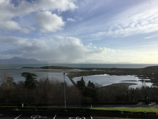Mulranny Park Hotel: Sea view from our room!