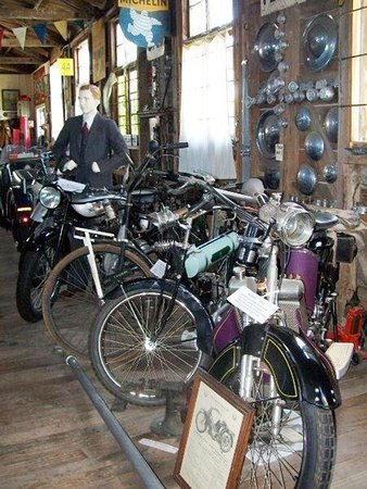 The Pointon Collection: veteran & vintage motorcycles
