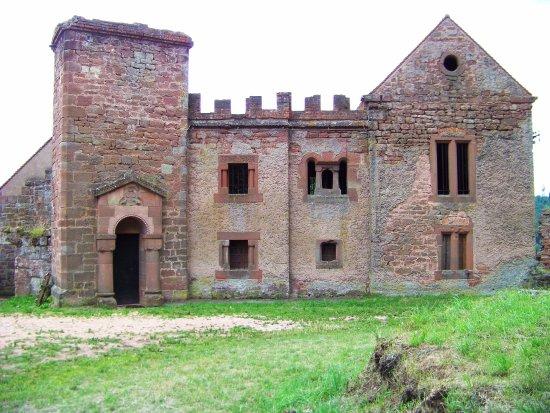 Chateau de Lutzelbourg