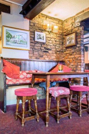 Green Hammerton, UK: Bar Area