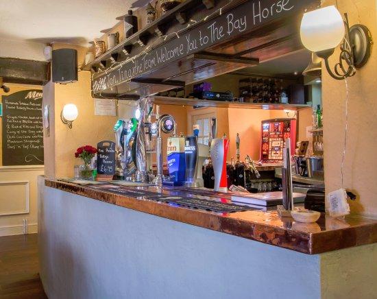 Green Hammerton, UK: Bar