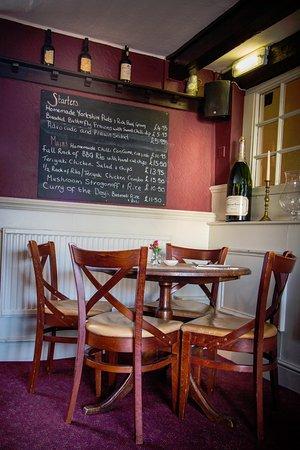 Green Hammerton, UK: Restaurant