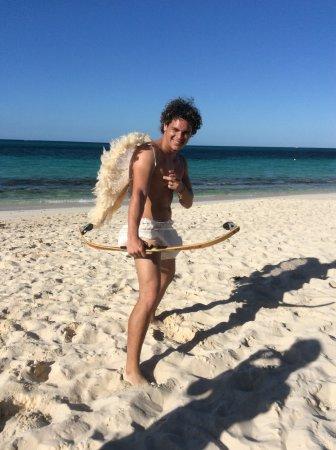 Paradisus Rio de Oro Resort & Spa: Cupid on Valentines Day