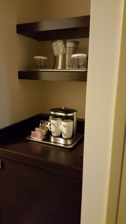 Маркхам, Канада: Coffee area