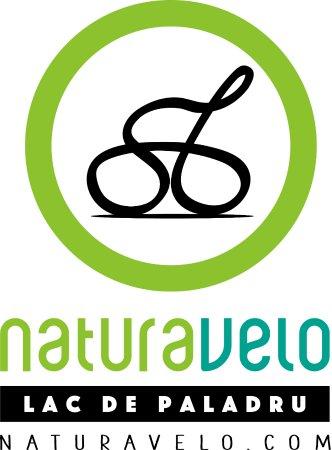 Charavines, France: Notre nouveau logo, dessiné par UNIT & Co