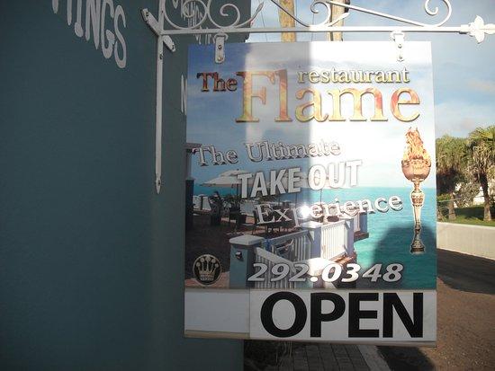 Devonshire Parish, Islas Bermudas: Don't Miss The Sign