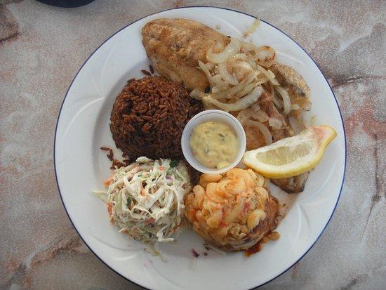 Devonshire Parish, Islas Bermudas: Bermuda Fish Special