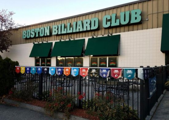 ‪Boston Billiard Club & Casino‬