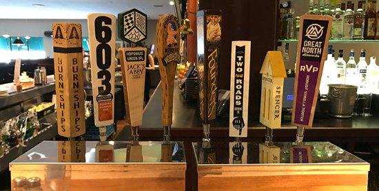 Nashua, NH: Regional Craft Beers