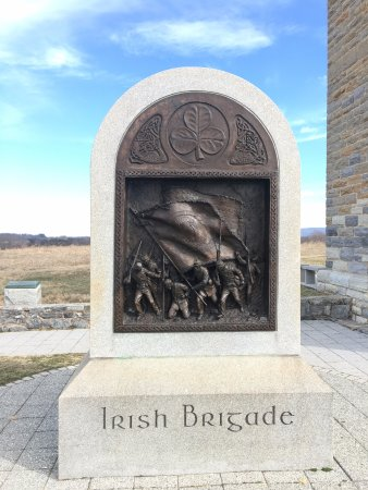 ‪‪Sharpsburg‬, ‪Maryland‬: Irish Brigade Monument‬