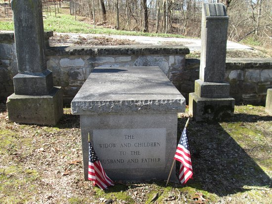 Gov. Daniel Dunklin's Grave State Historic Site