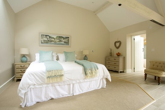 East Knoyle, UK: Bedroom # 4