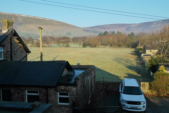 Edale, UK: lovely view from rooms