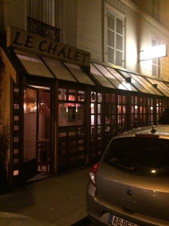 Le Chalet de Neuilly: photo0.jpg