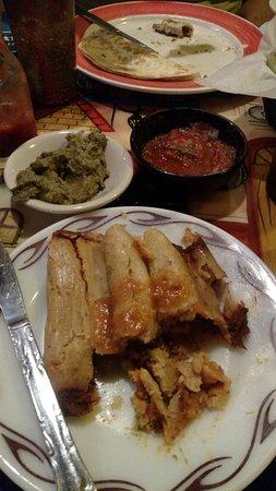 Clifton Park, NY: Tamales, guacamole, salsa, quesadilla