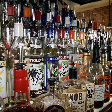 State College, Pensilvania: Variety of Liqueurs