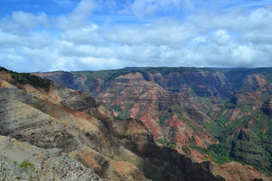 Waimea Canyon: Not to be missed