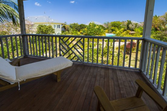 Governor's Harbour, Eleuthera: View From A Second Floor Unit