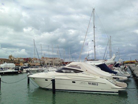 Termoli, إيطاليا: Touristic harbour