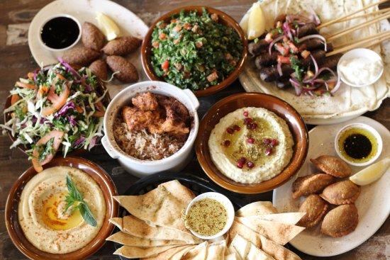 jimmy gs lebanese kitchen meat mezza banquet - Lebanese Kitchen